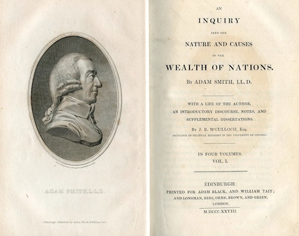 adam smith wealth of nations cover